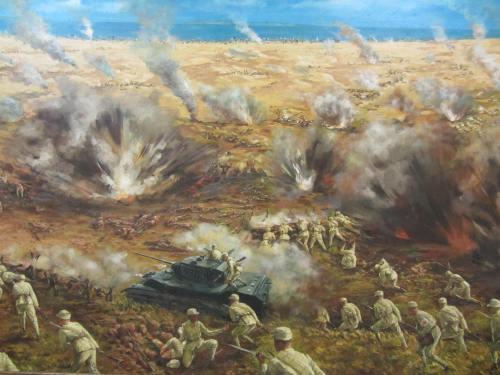 Kinmen's Military History